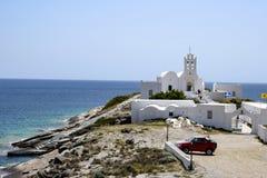 A ilha de Sifnos fotografia de stock