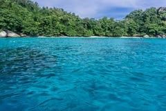 Ilha de Similan, Tailândia Fotos de Stock Royalty Free