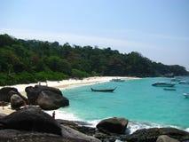 Ilha de Similan, Tailândia Foto de Stock