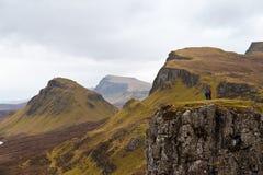 Ilha de Skye Fotografia de Stock Royalty Free