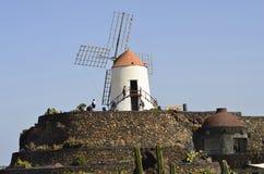 Ilha de Spain_Canary Imagem de Stock Royalty Free