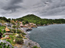 Ilha de Sri chang Imagem de Stock