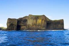 Ilha de Staffa Fotos de Stock