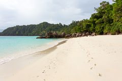 Ilha de Ta Fook Imagens de Stock Royalty Free