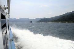 Ilha de Tioman em Malaysia Fotos de Stock Royalty Free