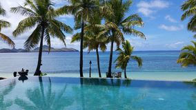 Ilha de Tokoriki, Fiji Fotos de Stock Royalty Free