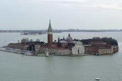 Ilha de Veneza fotografia de stock royalty free