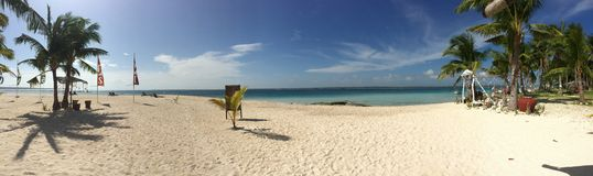 Ilha de Virgin do paraíso dos sonhadores @ Imagem de Stock