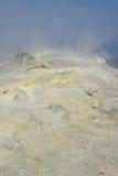 Ilha de Vulcano, Lipari, Itália Foto de Stock