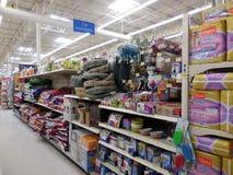 Ilha de Walmart fotos de stock royalty free