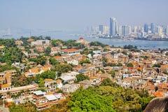 Ilha de Xiamen Gulangyu imagem de stock royalty free