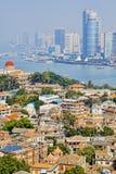 Ilha de Xiamen Gulangyu imagem de stock