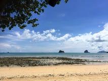 A ilha de Yao Noi tailândia Imagens de Stock Royalty Free