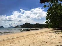 A ilha de Yao Noi tailândia Imagem de Stock