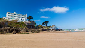 Ilha Devon England sul do Burgh Fotos de Stock Royalty Free