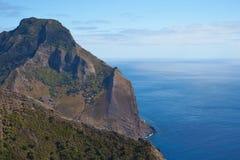 Ilha do crusoe de Robinson fotos de stock royalty free