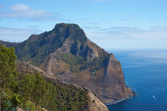 Ilha do crusoe de Robinson imagem de stock royalty free