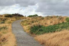 Ilha do granito fora da costa do Sul da Austr?lia do porto do vencedor Fotografia de Stock
