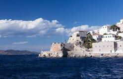 Ilha do Hydra Fotos de Stock