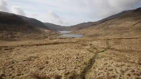 Ilha do loch Mull Escócia e da bandeja bonita BRITÂNICA do vale ou do vale filme