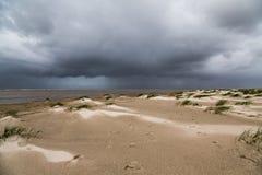 Ilha do mau tempo fotografia de stock