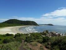Ilha do Mel νησί στοκ φωτογραφία