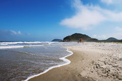 Ilha do Mel, Brazil Royalty Free Stock Image
