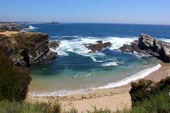 Ilha do Pessegueiro, Porto Covo, Portugal Royalty Free Stock Images