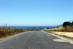 Ilha do Pessegueiro, Porto Covo, Portugal Royalty Free Stock Photo