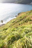 Ilha do por do sol de Phuket imagens de stock