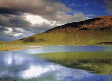 Ilha do skye Foto de Stock