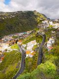 Ilha do sul de Madeira do litoral, Portugal imagens de stock