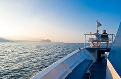A ilha dos ísquios Foto de Stock Royalty Free