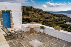 A ilha dos Milos Fotografia de Stock Royalty Free