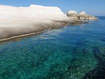 Ilha dos Milos Fotografia de Stock