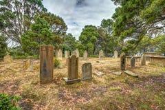 Ilha dos mortos, Port Arthur Imagens de Stock Royalty Free