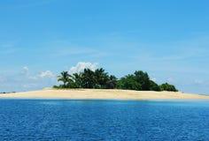 Ilha e ilhotas imagem de stock