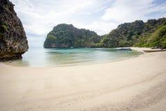 Ilha em ferradura Fotos de Stock Royalty Free