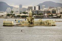Ilha Fiscal In Rio De Janeiro Royalty Free Stock Photo