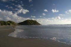 Ilha font Mel Image stock