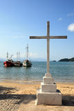 Ilha grande Royalty Free Stock Photo