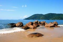 Ilha grande Stock Image