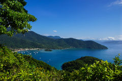 Ilha grande, Brasile Immagine Stock