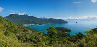 Ilha grande, Brasile Fotografie Stock