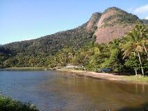 Ilha grande, Brasile Fotografia Stock