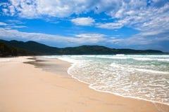 Ilha grande Brazil Fotografia Stock