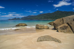 Ilha Grande island Royalty Free Stock Images
