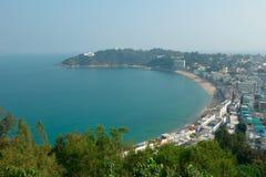 Ilha Hong Kong de Cheung Chau. Imagem de Stock Royalty Free