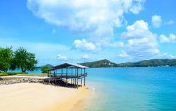 Ilha Kham Foto de Stock Royalty Free