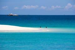 Ilha Lipe Fotografia de Stock